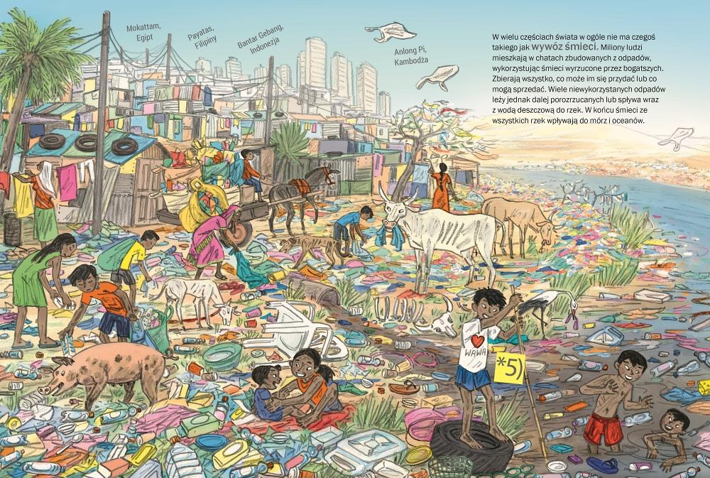 Śmieci. Najbardziej uciążliwy problem na świecie – morze
