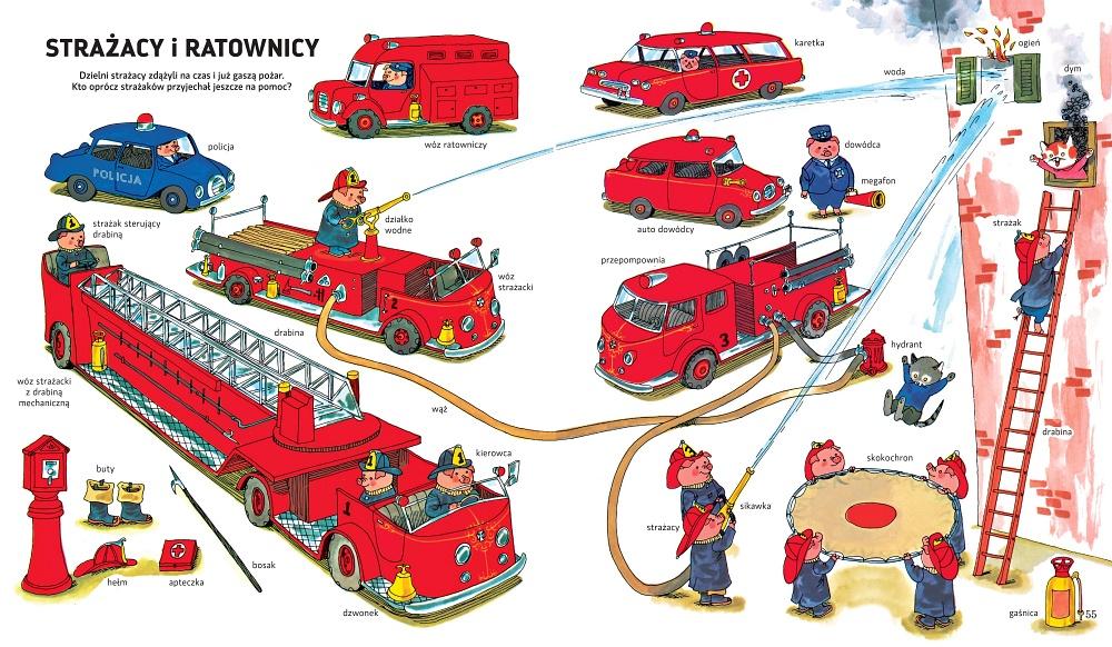 Mój najlepszy elementarz – strażacy i ratownicy