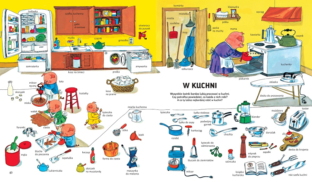 Mój najlepszy elementarz – w kuchni