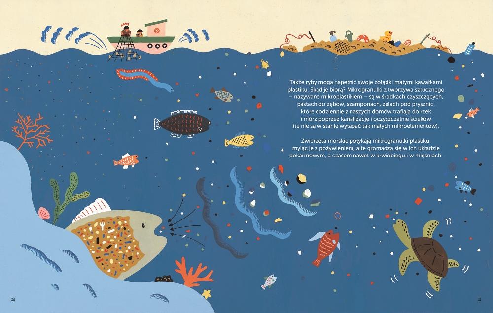 zanieczyszczenie mórz i oceanów