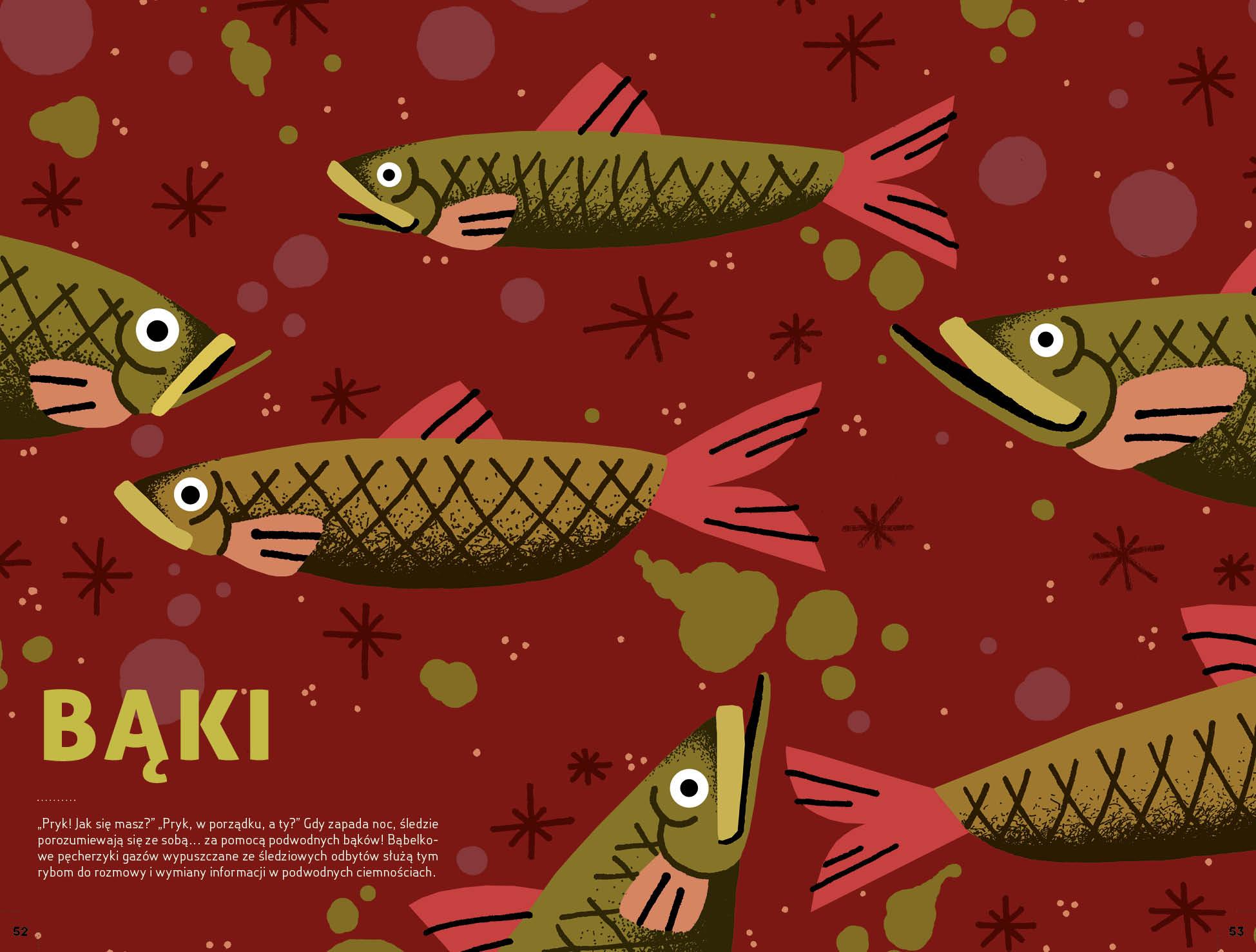 Dużo randek dla starszych ryb